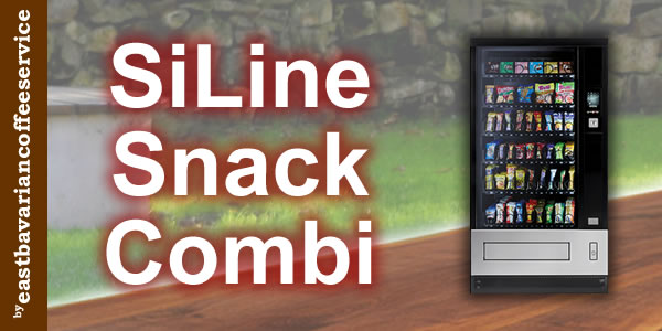 Si Line Snack und Combi Automat